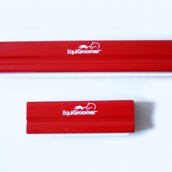 Equigroomer Large 9 inch - Rood
