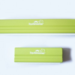 Equigroomer Large 9 inch - Lime groen