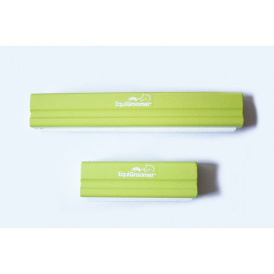 Equigroomer Small 5 inch - Lime groen