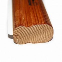 Equigroomer Small 5 inch - Natural cedar